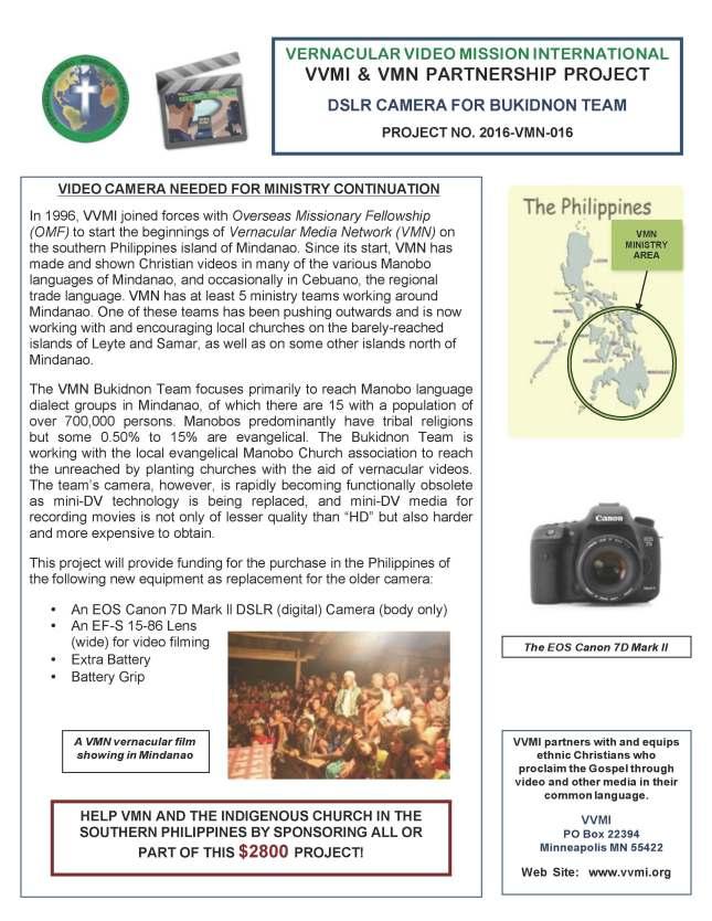 DSLR Camera for Bukidnon Team VMN #016 REV.jpg